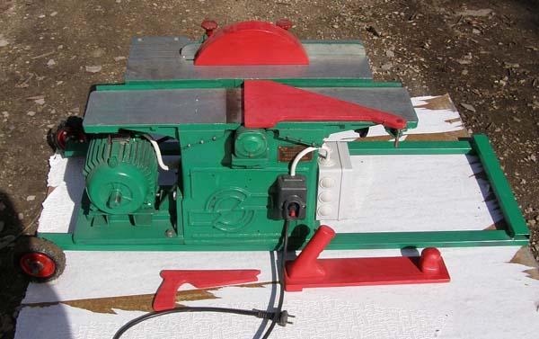 Фото вид комбинированного станка ФПШ-5М