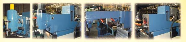 Варианты исполнения шпинделей инструментального фрезерного станка ФС-300