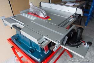 GTS-10 xc Пила циркулярная настольная