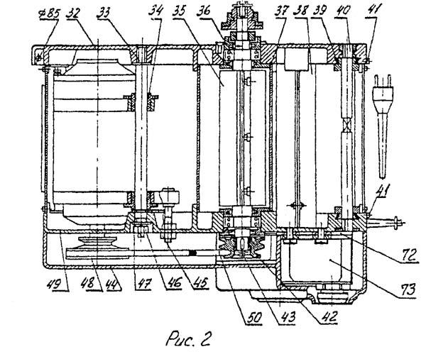 Состав комбинированного станка ИЭ-6009А