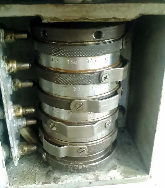 Общий вид трубогиба электромеханического ИВ3428