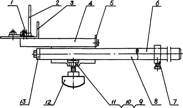 Сверлильный блок тип В на станке PKM-300 (Рис. 3)