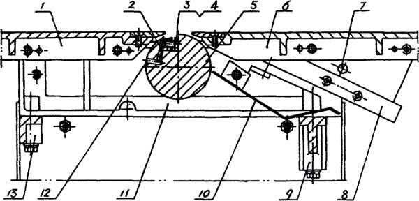 Строгальный блок на станке PKM-300 (Рис. 5)