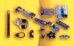 кв235 Образец продукции однокривошипного листоштамповочного пресса КВ-235