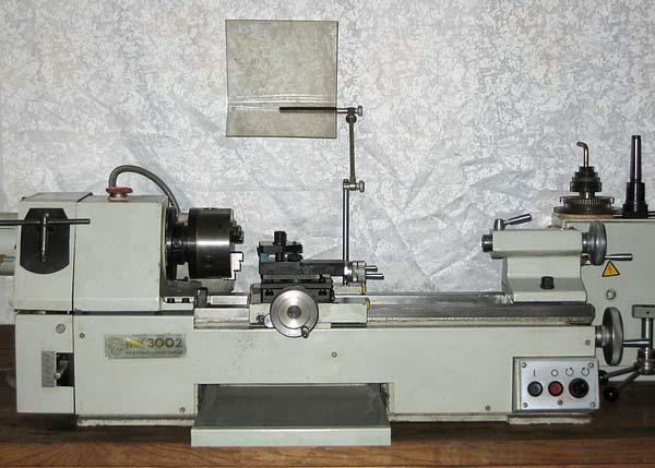 МК-3002 Станок токарно-винторезный. Общий вид