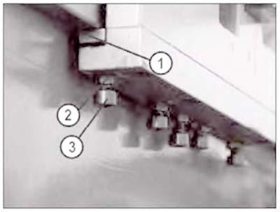 MML 250x550 Регулировка клиновой планки на суппорте токарного станка MML 250x550