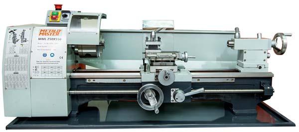 MML 250x550 Фото токарного станка