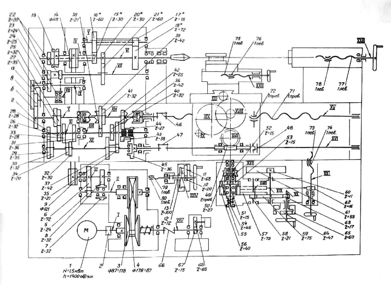 Станок токарный tr 70 схема фото 717
