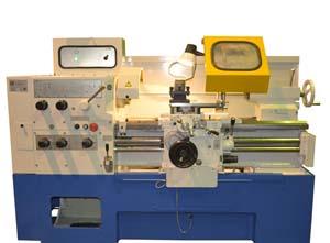 Общий вид токарно-винторезного станка Samat 400