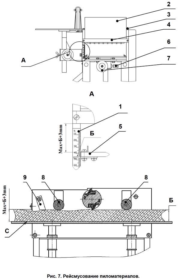 Установка суппорта для выполнения сверлильных работ СД-3 Муравей