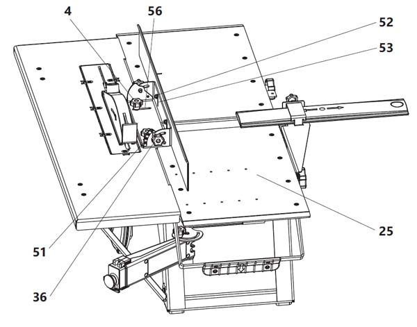 Использование линейки при строгании на комбинированномй станке СДМ-2000