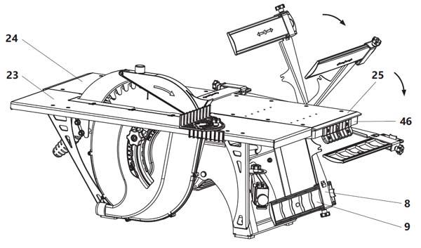 Установка стола пильного на комбинированный станок СДМ-2000