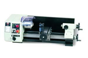 Общий вид токарного станка SM-250