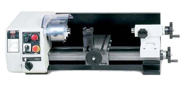 SM-250 Общий вид токарного станка