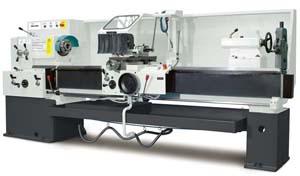 Общий вид токарно-винторезного станка SN-50