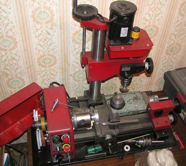 СТМК-150 Общий вид токарного станка