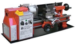 Общий вид токарного станка СТМН-550