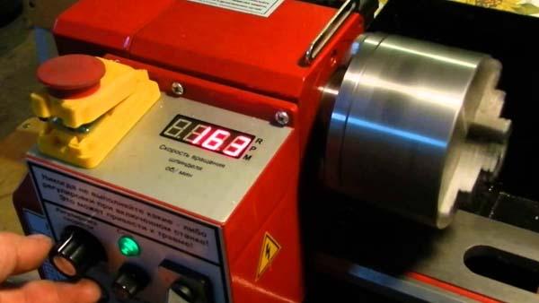 СТМН-550 Фото передней бабки токарного станка