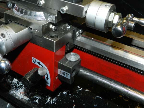 СТМН-550 Фото резьбоуказателя токарного станка