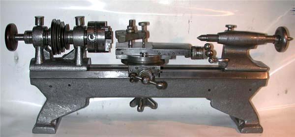 Т-65 Общий вид токарного станка