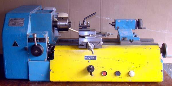 ТН-1М Общий вид токарно-винторезного станка