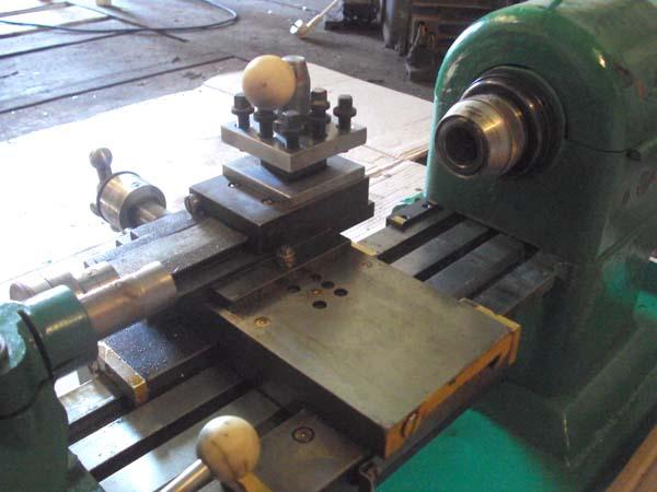 ТС-1 Фото токарного станка