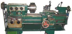 Общий вид токарно-винторезного станка ТВШ-3