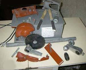 УБДН-1 Станок комбинированный деревообрабатывающий