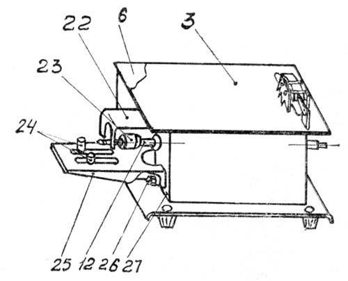 Сверление и фрезерование пиломатериалов на комбинированном станке УБДН-1