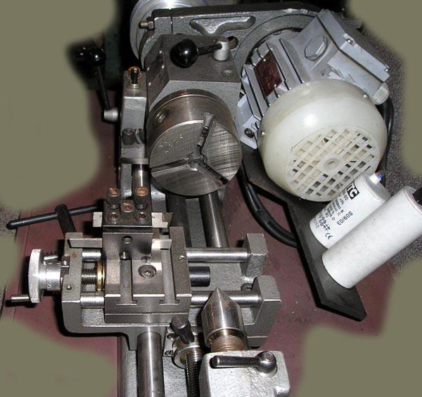 Универсал-2 Фото токарного станка