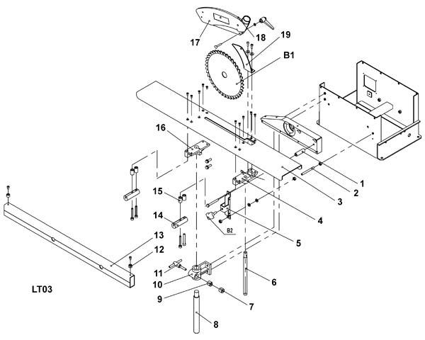Схема сборки станка WM-Multi-03 №4