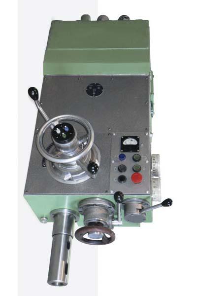 Сверлильная головка радиально-сверлильного станка 2м55